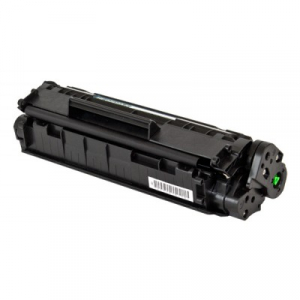 Compatible MICR Q2612A Black Toner Cartridge