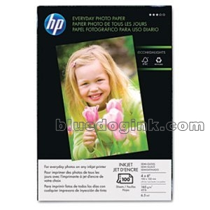 HP Q5440A Everyday Glossy Photo Paper