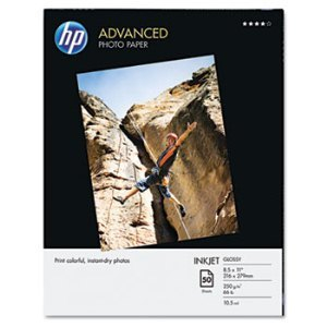 HP Q7853A Advanced Glossy Photo Paper