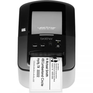 brother label printer templates - brother ql 700