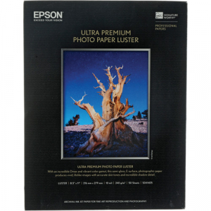 Epson S041405 Ultra Premium Photo Paper
