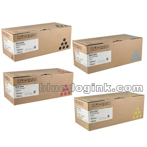Ricoh SPC310HA Toner Cartridge Set