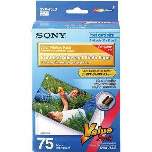 Sony SVM-75LS Value Print Pack