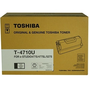 Toshiba T4710U Black Toner Cartridge