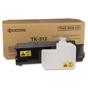 Kyocera TK312 Black Toner Cartridge