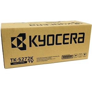 Kyocera TK5272K Black Toner Cartridge