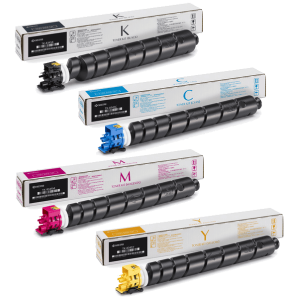 Kyocera TK8527 Toner Cartridge Set
