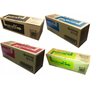 Kyocera TK882 Toner Cartridge Set
