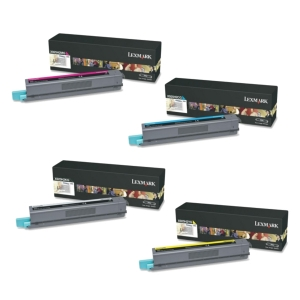 Lexmark X925 Toner Cartridge Set