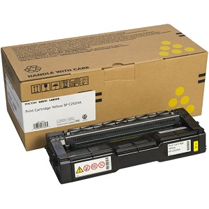 Ricoh 407656 Yellow Toner Cartridge