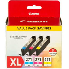 Canon CLI-271XL Value Pack