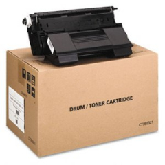 TallyGenicom 062415 Black Toner Cartridge
