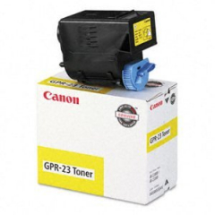 Canon GPR-23 Yellow Toner Cartridge