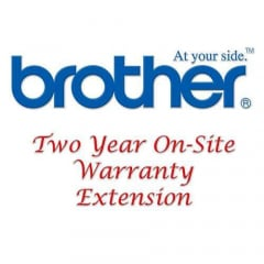 Brother Warranty/Support - 2 Year Extended Service (Upgrade) - Warranty (E1392)