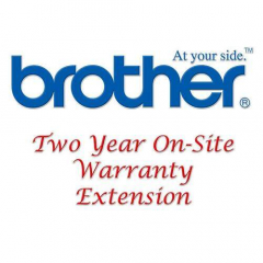 Brother Warranty/Support - 2 Year Extended Service (Upgrade) - Warranty (E1142)