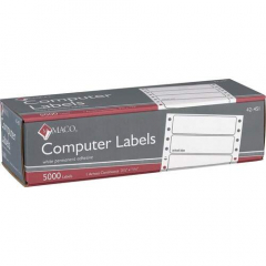 Maco High Speed Data Processing Labels (42451)