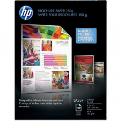 HP Laser Print Brochure/Flyer Paper (Q6611ACT)