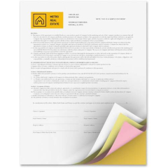Xerox Bold Digital Carbonless Paper (3R12430)