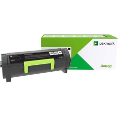 Lexmark Unison Original Toner Cartridge - Black - TAA Compliant (56F1U0E)