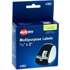Avery Thermal Return Address Labels (04182)