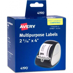 Avery Shipping Labels (04190)