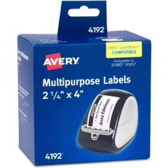 Avery Name Badge Labels (04192)