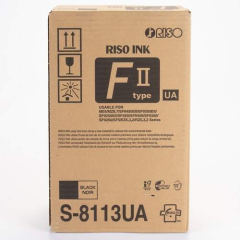 Risographgraphgraph Risographgraph Original Ink Cartridge - Black (S8113U)