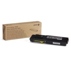 Xerox 106R02227 Yellow Toner Cartridge