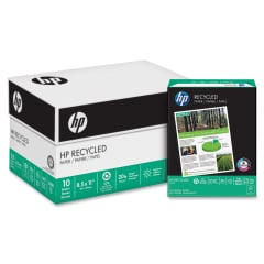 HP 112100 Recycled Paper