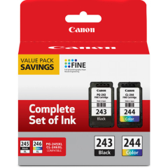 Canon PG-243 CL-244 Value Pack