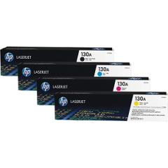 HP 130A Toner Cartridge Set