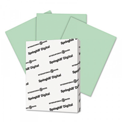 Springhill 045100 Digital Index Color Card Stock