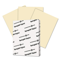 Springhill 056100 Digital Index Color Card Stock