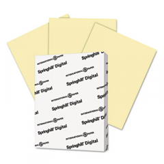 Springhill 035100 Digital Index Color Card Stock