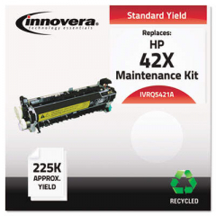 Innovera Q5421-67903 (4250) Maintenance Kit, 225000 Page-Yield, (Q5421A)