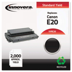 Innovera E20 (1492A002AA) Black Toner Cartridge