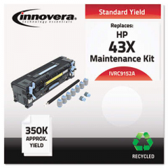 Innovera C9152-67907 (9000) Maintenance Kit, 350000 Page-Yield (C9152A)