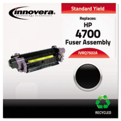 Innovera Q7502A (4700) Fuser, 100000 Page-Yield,