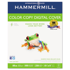 Hammermill 120023 Color Copy Digital Cover Stock