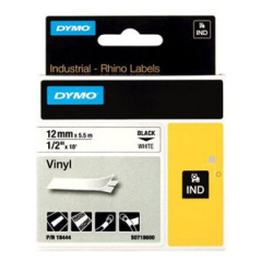 Dymo 18444 Vinyl Labels