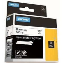 Dymo 18484 Permanent Polyester Labels