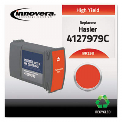 Innovera Compatible Red Ink, Replacement For Hasler WJ-250 (4127979C)