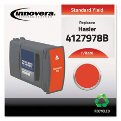 Innovera Compatible Red Ink, Replacement For Hasler WJ-220 (4127978B)