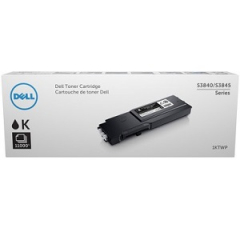 Dell 1KTWP Black Toner Cartridge
