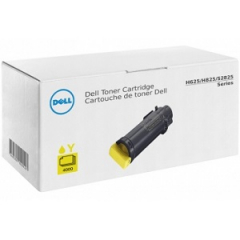 Dell 1MD5G Yellow Toner Cartridge