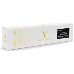 Kyocera TK8727Y Yellow Toner Cartridge