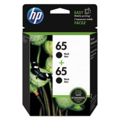 HP 1VU22AN Black Ink Cartridge Twin Pack