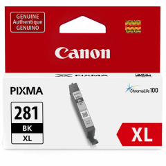 Canon CLI-281 XL Black Ink Tank