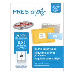 Avery 30601 Labels