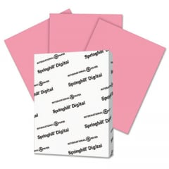 Springhill 075100 Digital Index Color Card Stock